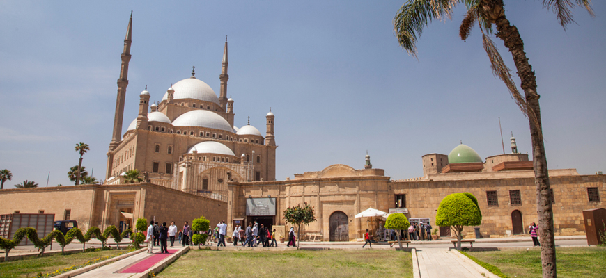 Alabaster Mosque - Cairo & Nile Cruise Package - TripsInEgypt