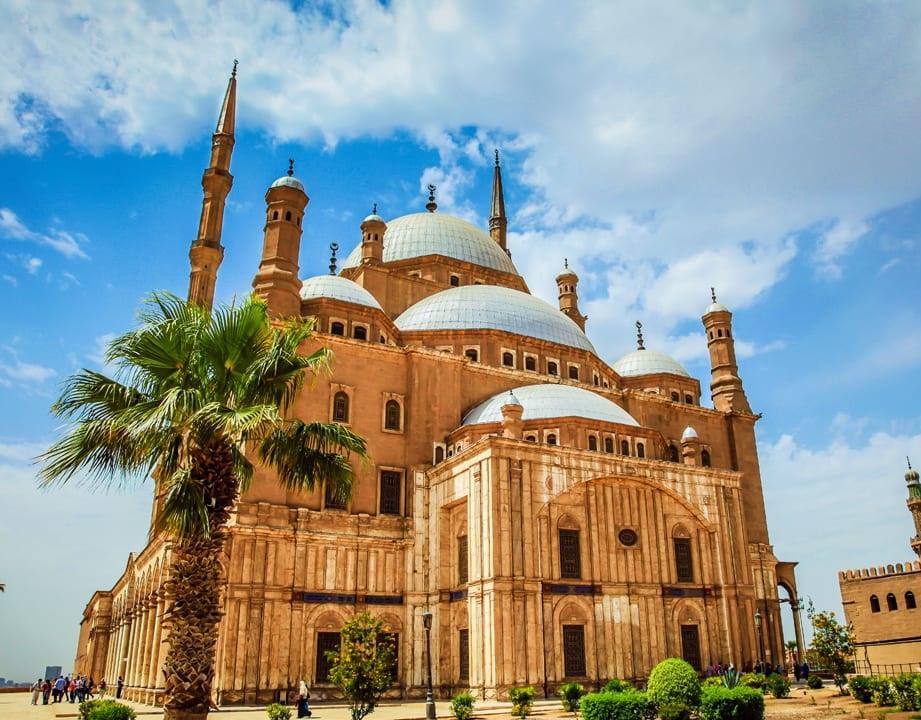 Alabaster Mosque | Cairo, Alexandria, Nile Cruise, Hurghada tour | TripsInEgypt