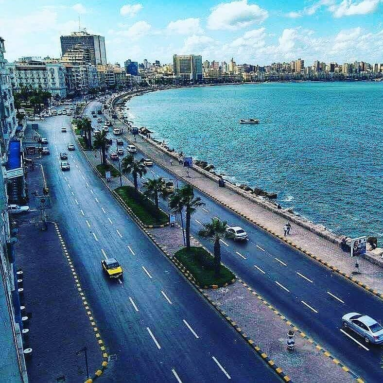 Alexandria Egypt the Mediterranean Sea - Trips In Egypt