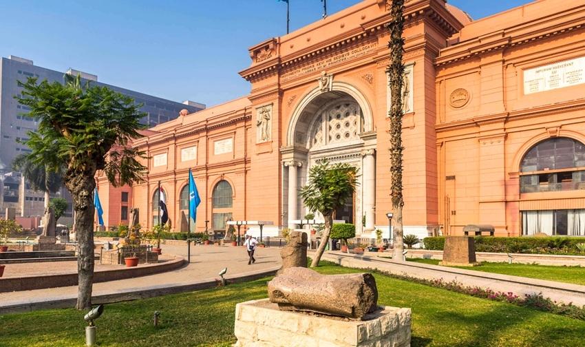 Egyptian Museum | 4 days Cairo & Abu Simbel | TripsInEgypt