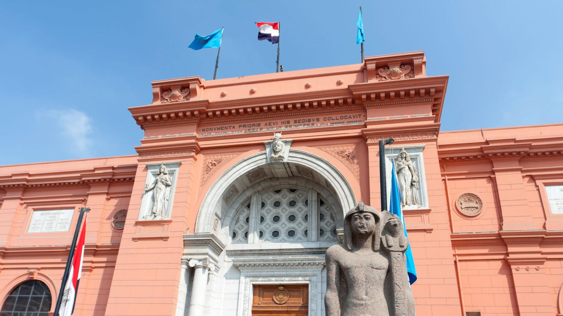 Egyptian Museum | 4 Days Cairo and Alexandria | TripsInEgypt