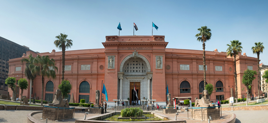 Egyptian Museum - 7 Days Egypt Itinerary - TripsInEgypt