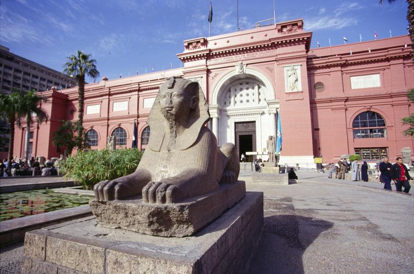 The Egyptian Museum   9 Days Egypt tour   TripsInEgypt