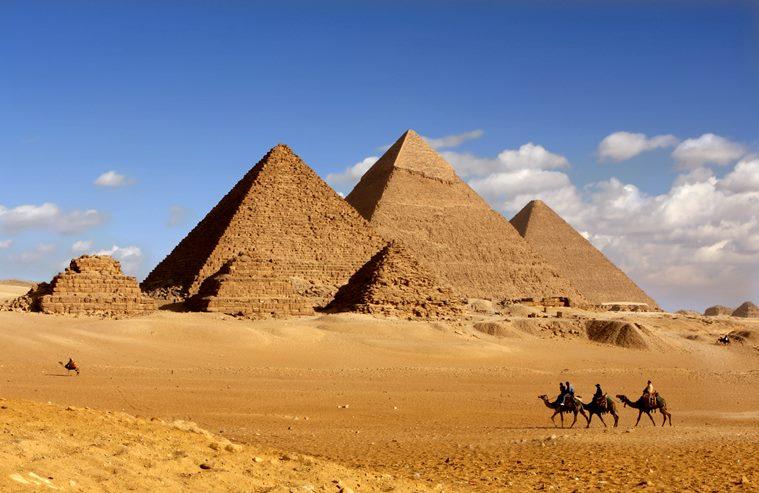 Giza Pyramids | 4 Days Cairo and Alexandria | TripsInEgypt
