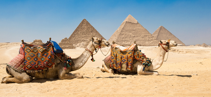 Giza Pyramids - Cairo, Alexandria, Nile Cruise & Hurghada - TripsInEgypt