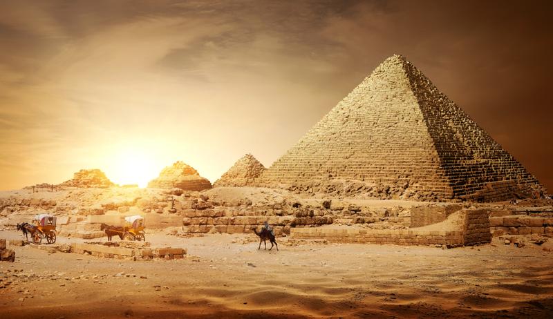 Giza Pyramids | Cairo, Luxor, Aswan & Abu Simbel | TripsInEgypt