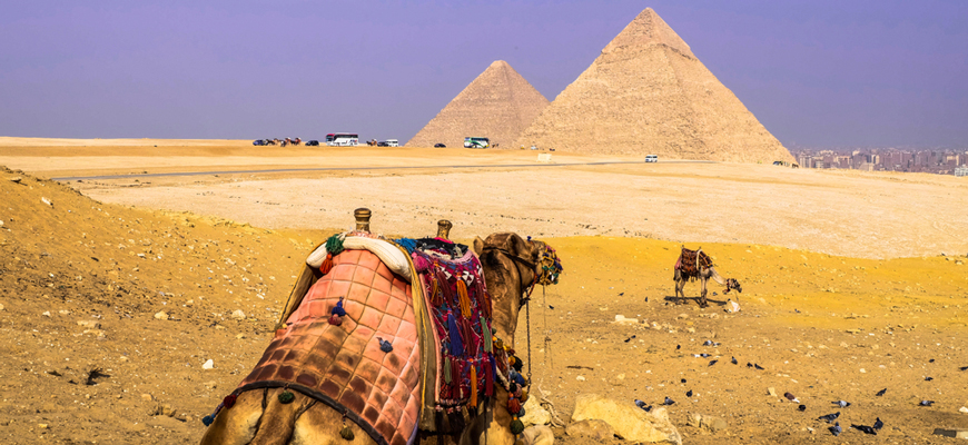 Giza Pyramids - Cairo, Luxor & Hurghada - TripsInEgypt