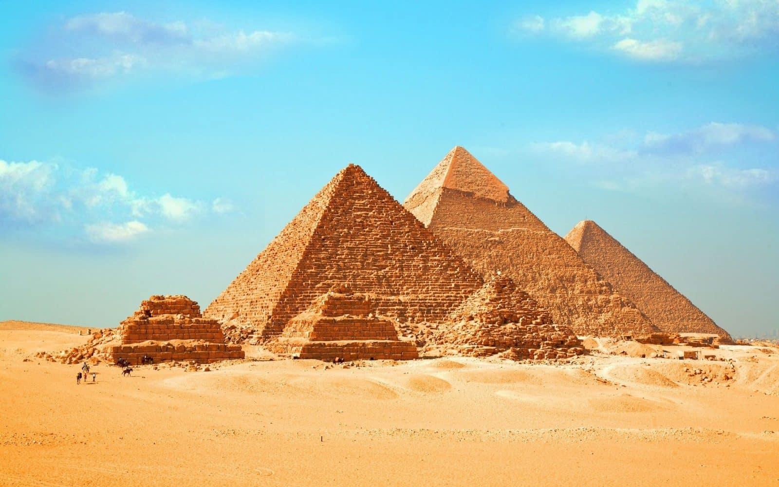 Giza Pyramids - Egypt Destinations - Trips In Egypt