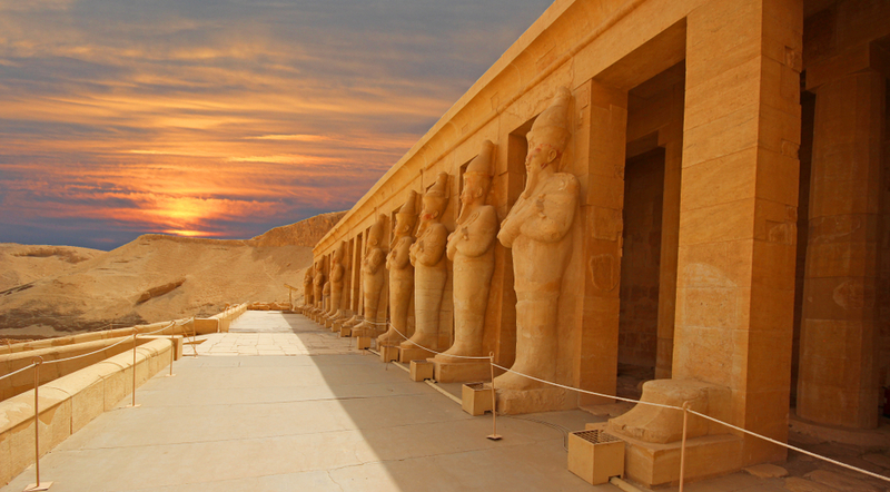 Hatsepsut's Temple | 7 Day Egypt tour | TripsInEgypt