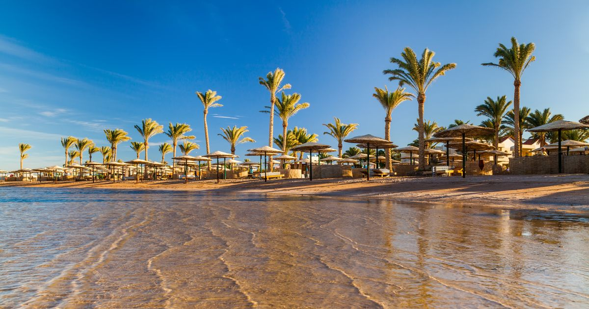 Hurghada Beaches | Cairo, Alexandria, Nile Cruise, Hurghada tour | TripsInEgypt