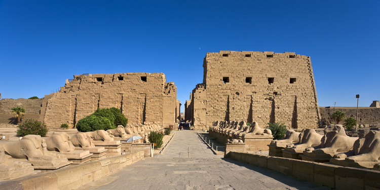 Karnak Temple - 9 Days Egypt Tour Cairo, Nile Cruise & Alexandria | 9 Days Egypt Itinerary
