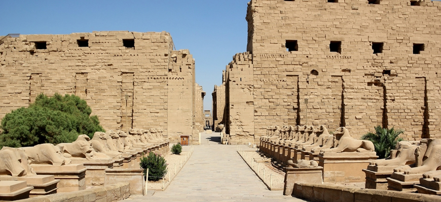 Karnak Temple - Cairo & Nile Cruise Package - TripsInEgypt