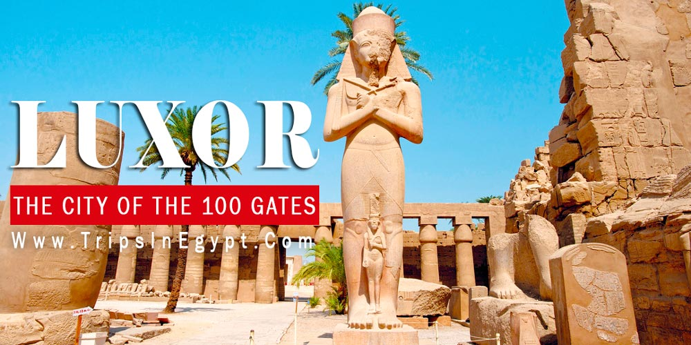 Luxor Information - Trips In Egypt