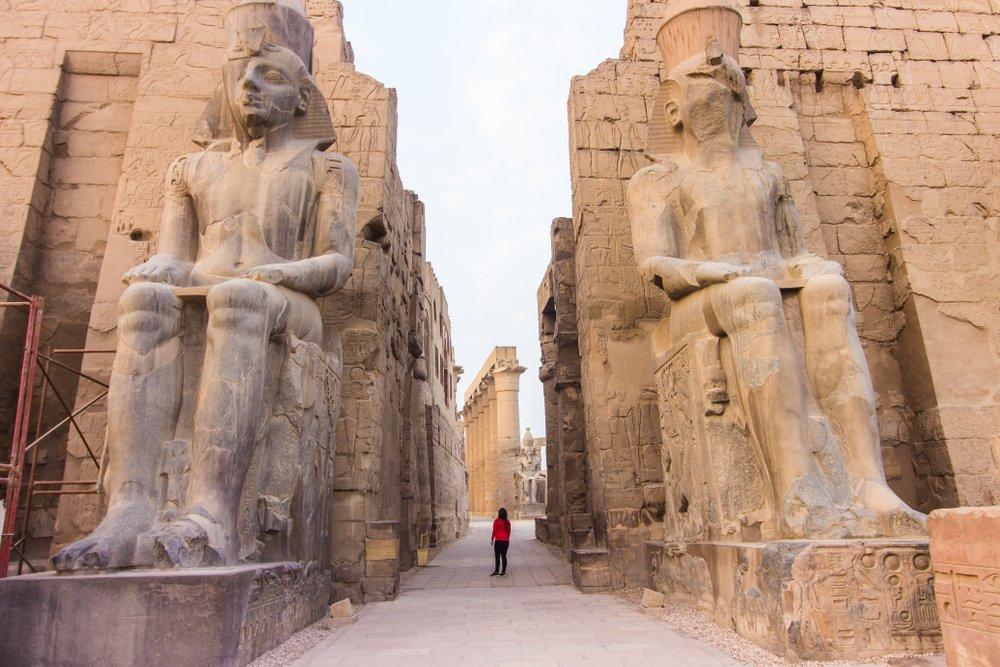 Luxor Temple - 11 Day Egypt Tour - TripsInEgypt