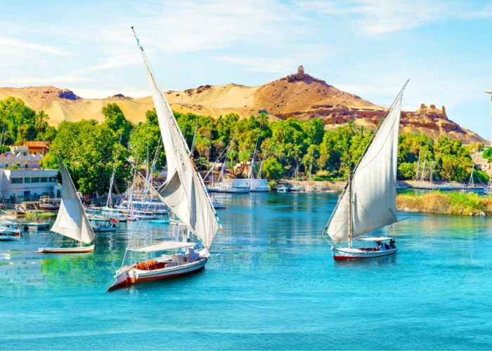 Nile River History - Egypt Nile River Facts - Nile River in Ancient Egypt