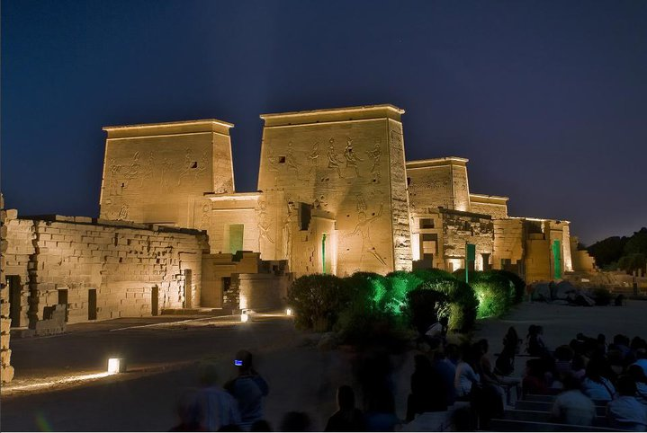 Philae Temple - Cairo and Aswan Tour - TripsInEgypt