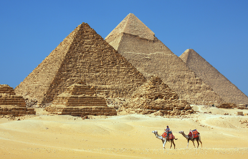 Pyramids of Giza | 7 Day Egypt Tour | TripsInEgypt