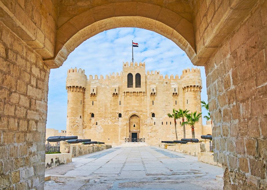 Qaitbay Citadel - 11 Days Egypt Tour - TripsInEgypt