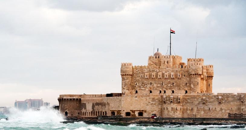 Qaitbay Citadel | 9 Days Egypt tour | TripsInEgypt