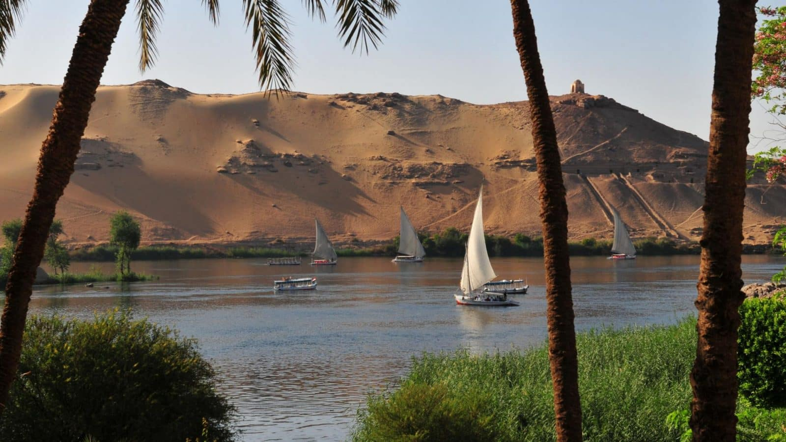 The Nile River - Trips In Egypt