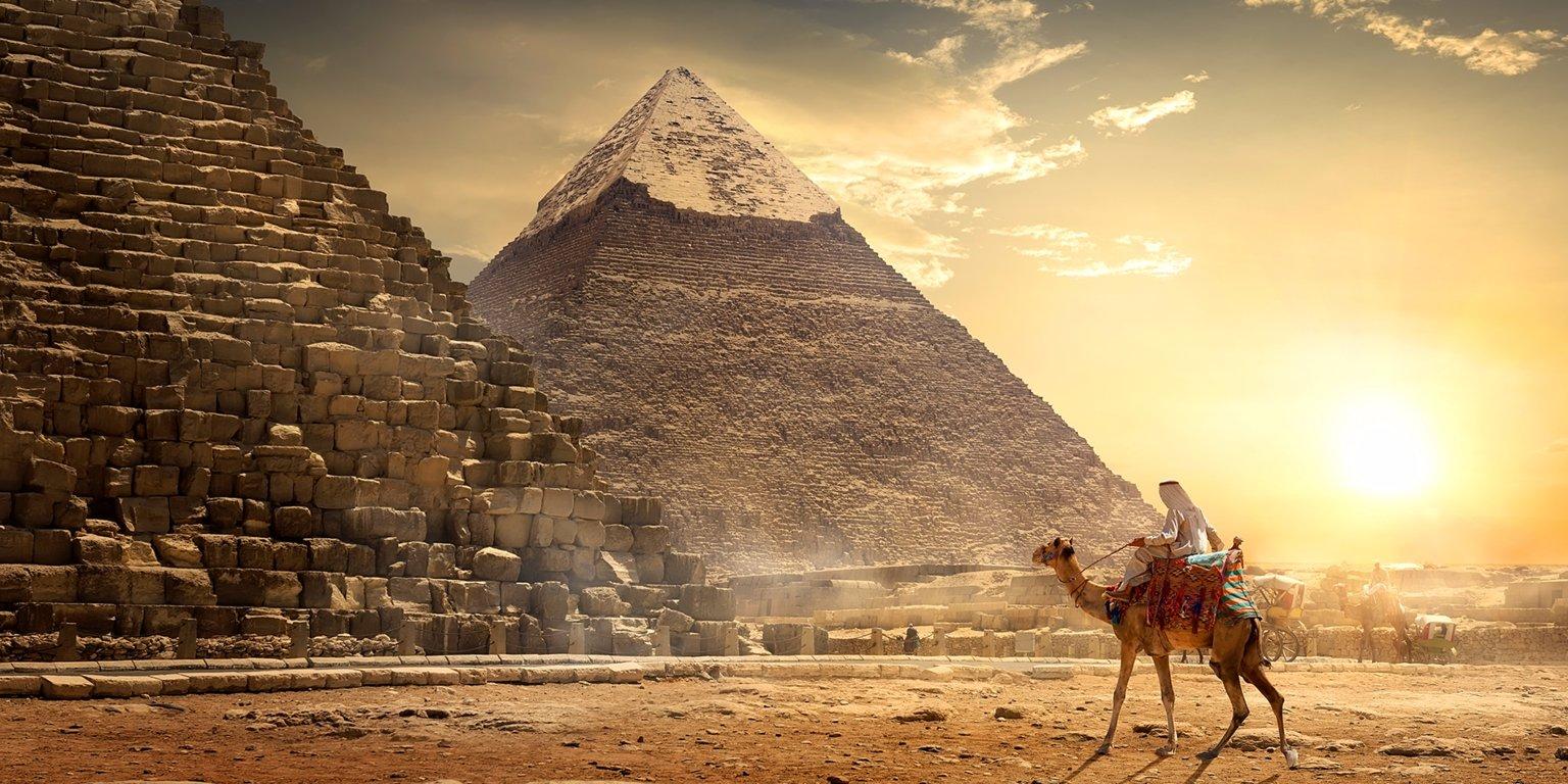Giza Pyramids | 4 days Cairo & Abu Simbel | TripsInEgypt