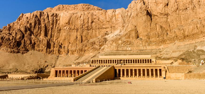 Hatshepsut's temple - 7 Days Egypt Tour - TripsInEgypt