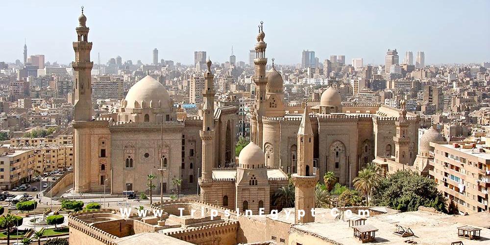 Al-Rifa'i & Sultan Hassan Mosque - Cairo Egypt - Trips in Egypt