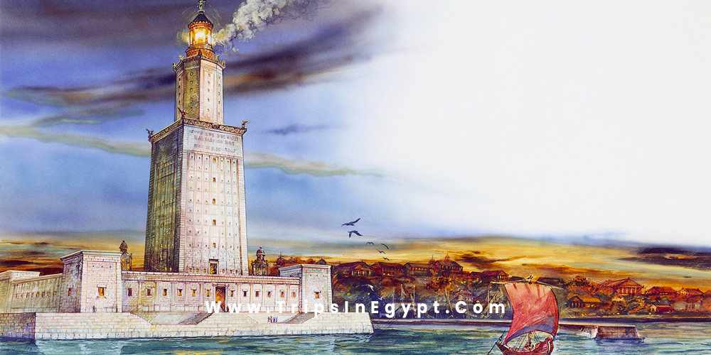 Alexandria Lighthouse - Alexandria Egypt - Trips in Egypt