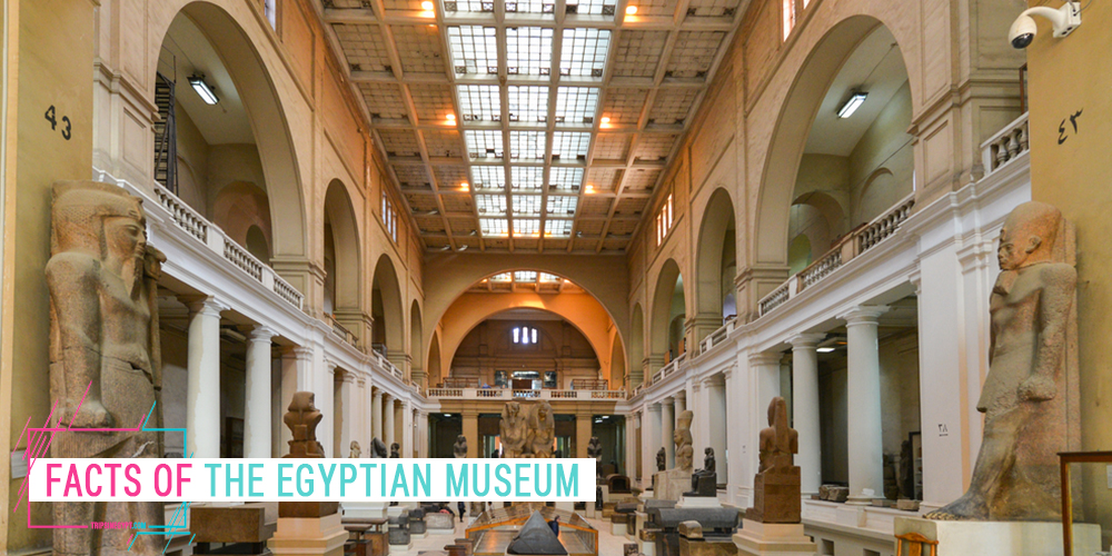 Facts About Egyptian Museum - Trips in Egypt