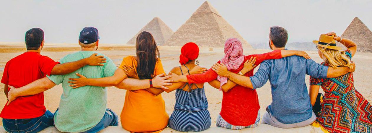 Giza Pyramids - Small Group Tours to Egypt - Trips In Egypt