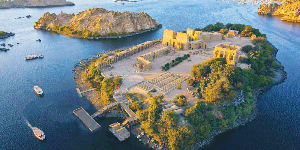 Philae Temple Aswan Facts | Philae Temple History | The Temple of Isis