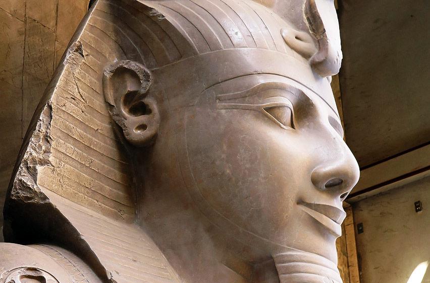 King Ramses II - Trips In Egypt