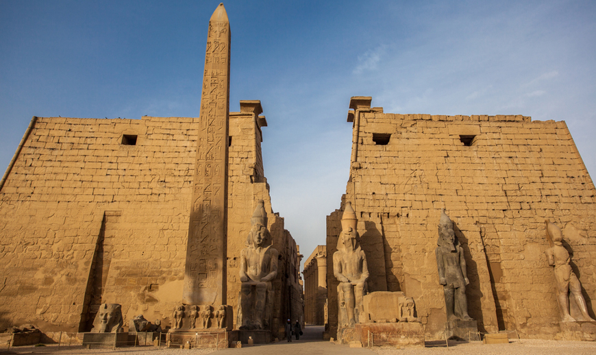 Luxor Temple | Luxor Temple Location | Luxor Temple Facts