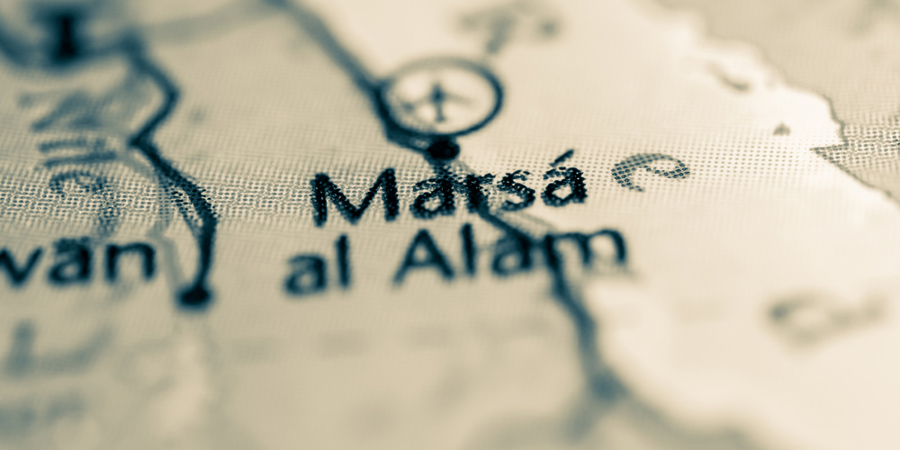 Marsa Alam Location - Trips in Egypt