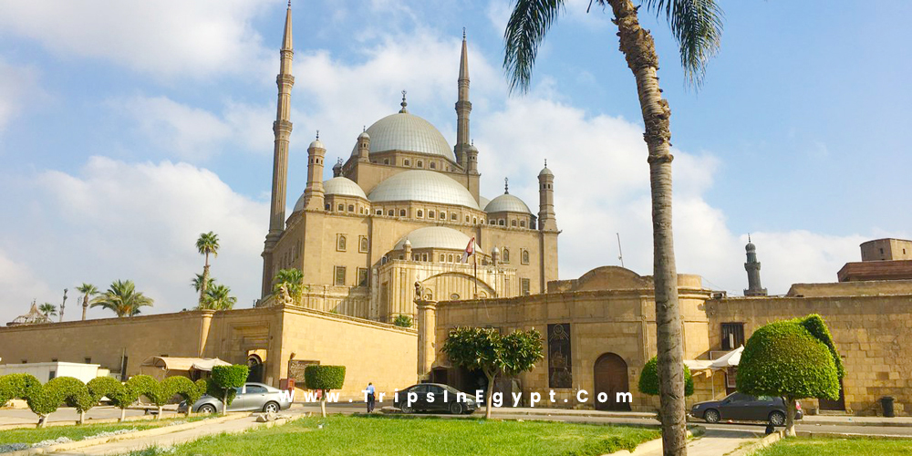 Mosque of Muhammad Ali Pasha - Trips in Egypt