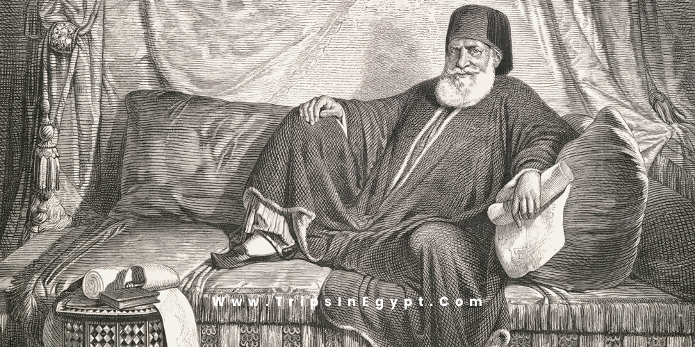 Muhammad Ali Pasha Life - Trips in Egypt