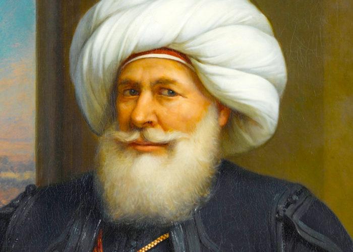 Muhammad Ali Pasha - Trips in Egypt