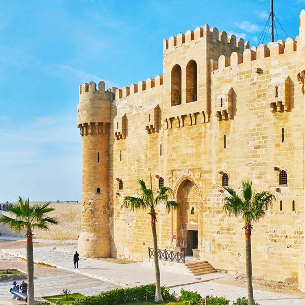 Qaitbay Citadel Facts | Qaitbay Citadel History | Qaitbay Citadel Alexandria