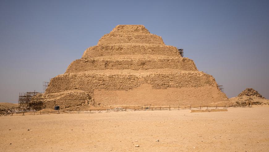 Saqqara Step Pyramid Djoser | Saqqara Step Pyramid Facts