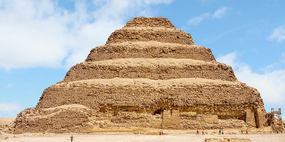 Saqqara Step Pyramid - Memphis City - Trips in Egypt