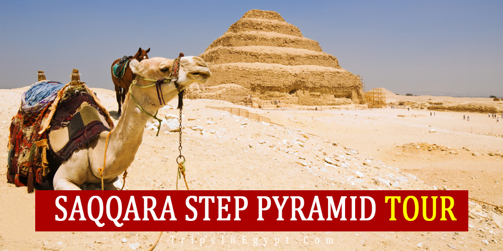 Saqqara Step Pyramid Tour - Trips In Egypt