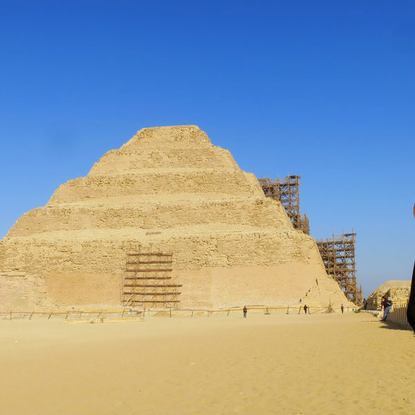 Saqqara Step Pyramid Facts - Djoser Pyramid Facts - First Pyramid in Egypt