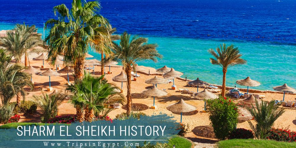 Sharm El Sheikh History - Trips in Egypt