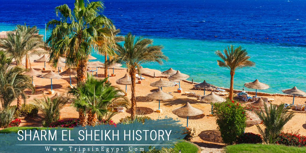Sharm El Sheikh History - Trips in Egypt