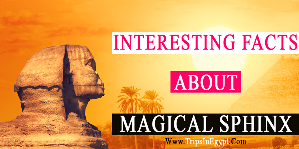 Sphinx Facts - Sphinx History - Trips In Egypt