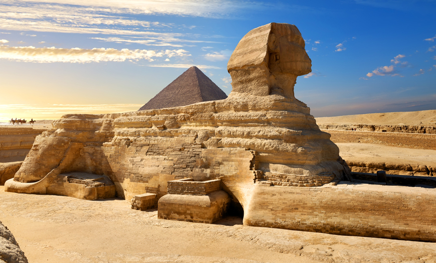 Discover more about the Sphinx facts, the Sphinx riddle, the Sphinx creature, also explore how was the Sphinx loss his nose and more.