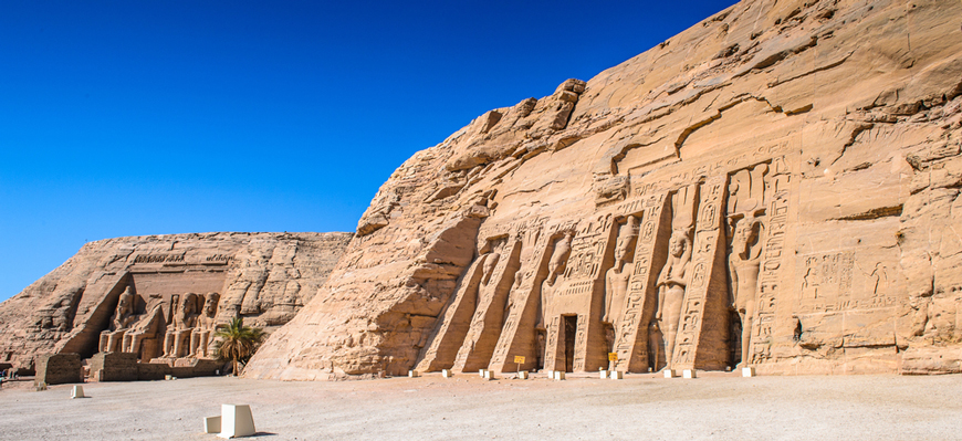The Two Temples of Abu Simbel - TripsInEgypt