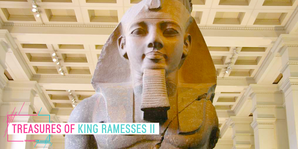 Treasures of King Ramesses II in The Egyptian Museum - Trips In Egypt
