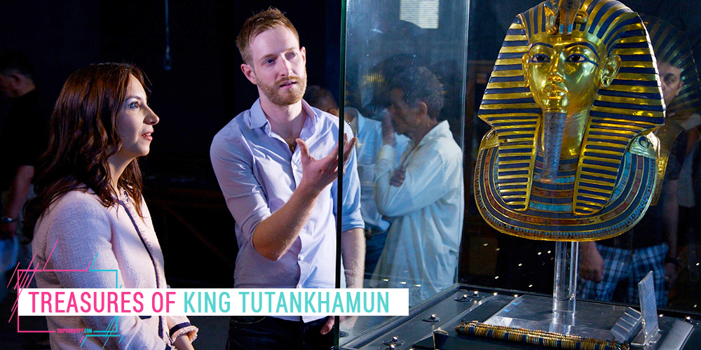 Treasures of King Tutankhamun in The Egyptian Museum - Trips In Egypt
