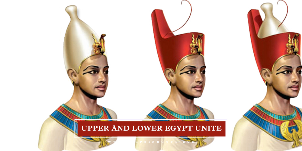 Upper and Lower Egypt Unite - Trips In Egypt